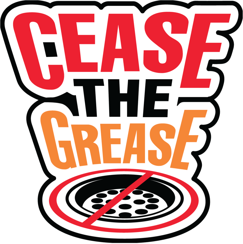 Cease the Grease Logo