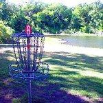 Disk Golf at Lester Lorch Park