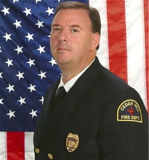 Fire Chief John Ballard