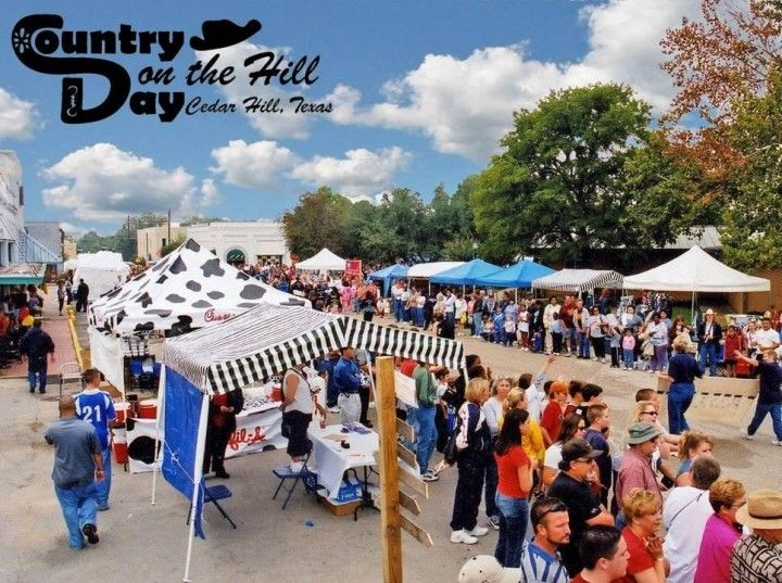 Don't miss us at Country Day on the Hill!