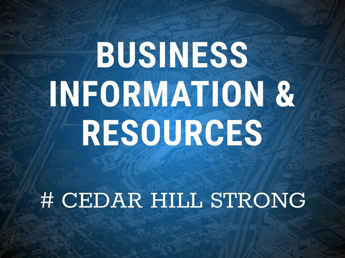 Business Information and Resources